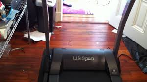 lifespan treadmill assembly service video in dc md va by furniture