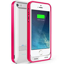 Amazon iPhone 5S Battery Case iPhone 5 Battery Case