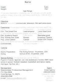 Hair Stylist Resume Objective Free Templates Or Fashion Examples Career
