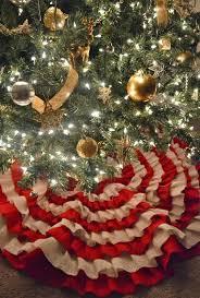 White Christmas Tree Skirt Walmart by Wholesale Ruffle Burlap Christmas Tree Skirt Burlap Christmas Tree