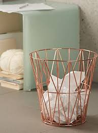Torre And Tagus At Simons Maison A Fashionable Scandinavian Style Piece With Subtle Geometric Shapes In Rose Gold DecorBedroom