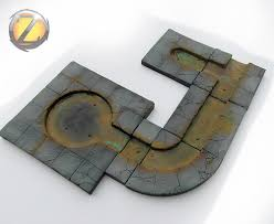 3d Dungeon Tiles Uk by Frothers Unite Uk U2022 View Topic Dungeon Modular Sewer