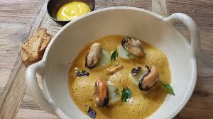 cuisine soupe de poisson recette de la semaine soupe de poissons de roche comme chez nous