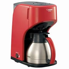 Amazon ZOJIRUSHI Coffee Makers Cup Approximately 1 5 World EC KS50 RA Red Drip Coffeemakers Kitchen Dining