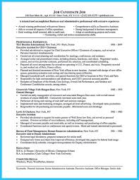 Administrative Assistant Resume Objective Templates