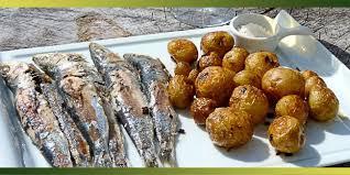 comment cuisiner les pommes de terre de noirmoutier sardines de croix de vie et pommes de terres primeurs de
