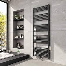 meykoers badheizkörper 1600x600mm mittelanschluss anthrazit 887 watt handtuchwärmer handtuchtrockner heizkörper heizung für bad