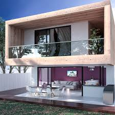 100 A Modern House Two Story Interior And Exterior Design
