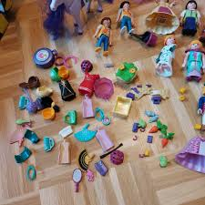 playmobil set princess prinzessin pferd küche rapunzel badezimmer