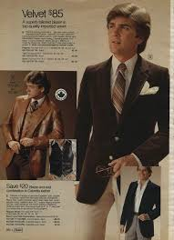 1970s Fashion For Men Boys
