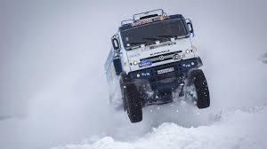 Kamaz Truck Sends A Snow Jump - VW GTI Club