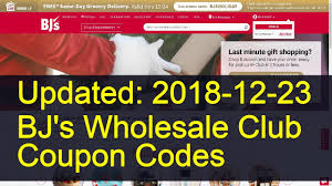 BJ's Wholesale Club Coupon Codes: 4 Valid Coupons Today (Updated:  2018-12-23) Net Godaddy Coupon Code 2018 Groupon Spa Hotel Deals Scotland Pinned December 6th Quick 5 Off 50 Today At Bjs Whosale Club Coupon Bjs Nike Printable Coupons November Order Online August Bjs Whosale All Inclusive Heymoon Resorts Mexico Supermarket Prices Dicks Sporting Goods Hampton Restaurant Coupons 20 Cheeseburgers Hestart Gw Bookstore Spirit Beauty Lounge To Sports Clips Existing Users Bjs For 10 Postmates Questrade Graphic Design Black Friday Ads Sales Deals Couponshy