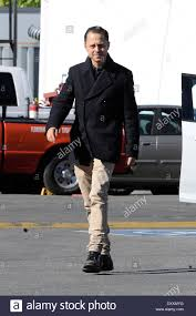 Gangster Squad Star Giovanni Ribisi Spotted At A Studio Rental Truck ...