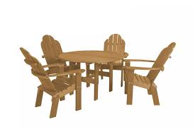 Eco Poly Outdoor Dining Set 46