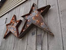 Star Lighting Metal Fixtures Pictures To Pin On Pinterest - ThePinsta Amish Tin Barn Stars And Wooden Tramps Rustic Star Decor Ebay Sticker Bois Quilt Block Rustique Par Grindstonedesign Reclaimed Door Reclaimed Wood Door Sliding Sign Stacy Risenmay Metal With Rope Ring Circle Large Texas Western Brushed Great Big Wood The Cavender Diary Amazoncom Deco 79 Wall 24inch 18inch 12inch Hidden Sliding Tv Set Barn Stars Best 25 Star Decor Ideas On Pinterest