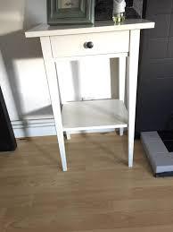 Ikea Hemnes Desk Uk by Ikea Hemnes Bedside Table White In Greenwich London Gumtree