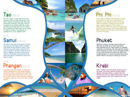 51 Best Travel Brochures Examples 2017 Cssdive Of For Traveling