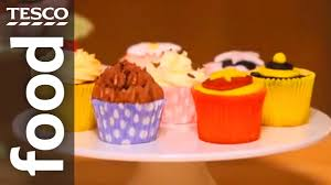 Christmas Tree Meringues Tesco by How To Ice Cupcakes Tesco Food Youtube