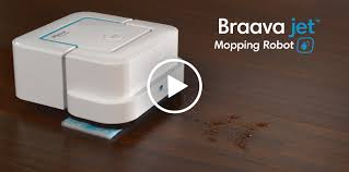 irobot grows consumer product lineup with braava jet mopping robot