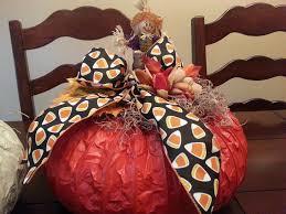 Make Dryer Vent Pumpkins by Dryer Vent Pumpkin Archives The Rustic Heart