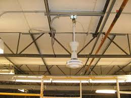 Summertime Ceiling Fan Direction by Gym Ceiling Fans Lader Blog