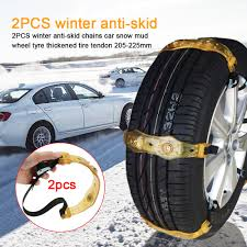 2PCS Anti Slip Car Tire Chains Winter Snow Chains Anti Skid Tyre ... Amazoncom Security Chain Company Qg2228cam Quik Grip Light Truck Top 10 Best In Commercial Snow Chains Sellers Weissenfels Clack And Go Quattro Suv For 4x4 Chains Wikipedia Dinoka Car Tires Emergency Thickening P22575r15 P23575r15 Lt275r15 Tire Gemplers Titan Vbar Link Ice Or Covered Roads 7mm 10225 Bc Approves The Use Of Snow Socks Truckers News Trimet Drivers Buses With Dropdown Sliding Getting Stuck On Wheel Stock Image Image Safe Security 58641657 Snowchains Tyre Snowchain Walmartcom