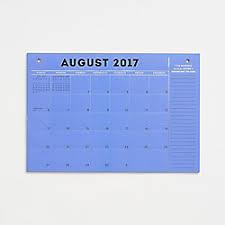 Decorative Desk Blotter Calendars by 2018 Wall U0026 Desk Calendars Paper Source