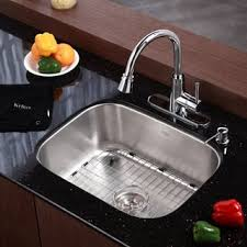 Overstock Stainless Steel Kitchen Sinks by Undermount Kitchen Sinks For Less Overstock Com