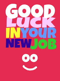 Good Luck On Your New Job Quote 2 Picture 1