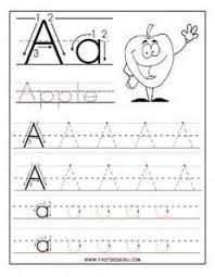 Free Printable letter M tracing worksheets for preschool Free