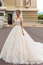 incredible wedding dress design lace designer latest wedding gowns