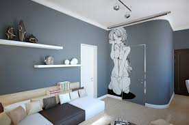 Grey And White Wall Decor