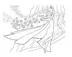 Elsa Coloring Pages 20 Free Printable Disney Princess