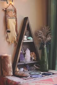 Gypsy Home Decor Pinterest by Raw Crystal Home Decor Altar Yoga Alter Meditation Gypsy Band Top