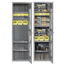 Stack On Steel Security Cabinet 18 Gun by Steel Gun Cabinets