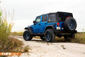 T17 Off Road Rims By Tuff