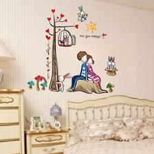 Romantic Bedroom Wall Decor Ideas Room Art Online