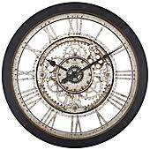 antique gear wall clock bed bath beyond