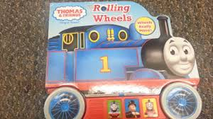 Thomas & Friends: Rolling Wheels Play-A-Sound Book - YouTube Chuggington Book Wash Time For Wilson Little Play A Sound This Thomas The Train Table Top Would Look Better At Home Instead Thomaswoodenrailway Twrailway Twitter 86 Best Trains On Brain Images Pinterest Tank Friends Tinsel Tracks Movie Page Dvd Bluray Takenplay Diecast Jungle Adventure The Dvds Just 4 And 5 Big Playset Barnes And Noble Stickyxkids Youtube New Minis 20164 Wave Blind Bags Part 1 Sports Edward Thomas Smart Phone Friends Toys For Kids Shopping Craguns Come Along With All Sounds
