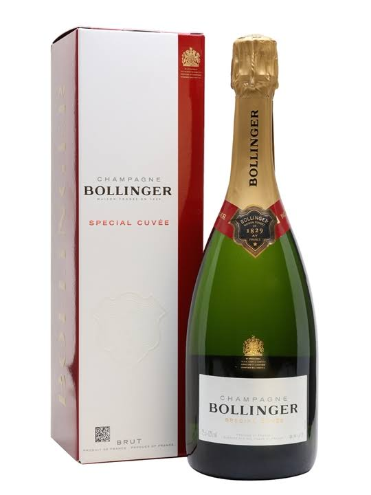 Bollinger Champagne, Brut, Special Cuvee - 750 ml
