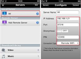 How to Stream Video to iPhone iPad over Wireless Network