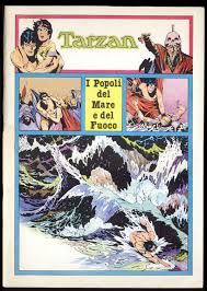 HOGARTH BURNE BURROUGHS EDGAR RICE Tarzan I Popoli Del Mare E