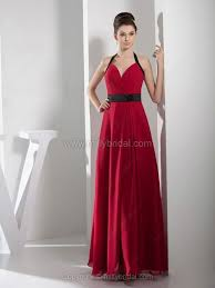 Long Prom Dress Sexy Fashion Dresses Chiffon Party Halter Simple Cheap Hand Made Plus Size Wedding Summer