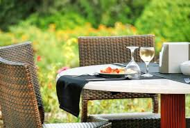 luxurious outdoor dining sets meridian outdoor living
