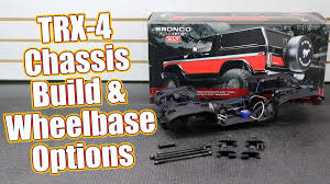 100 Lifted Ford Truck Traxxas TRX4 Bronco Project Series Pt 2 RC Driver