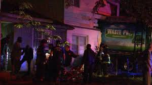 100 Truck Pro Memphis Tn Garbage Truck Crashes Into Elderly Care Home FOX13