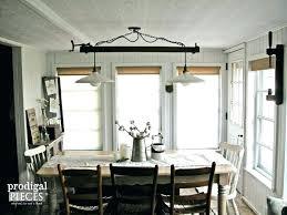 Industrial Dining Light Room Fixtures