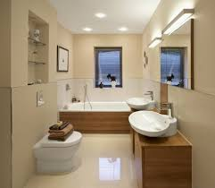 kleine badezimmer einrichten