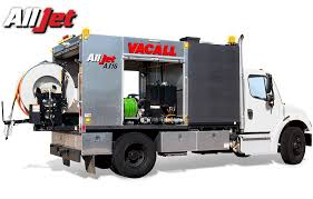100 Sewer Truck AllJet Mounted Jetters For Line Maintenance