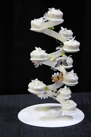 Wedding Cake Stand Rentals Chic And Creative 3 INFINITE SPECIAL EVENT WEDDING CAKE STAND RENTALS EDMONTON